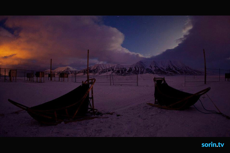 how to get to svalbard