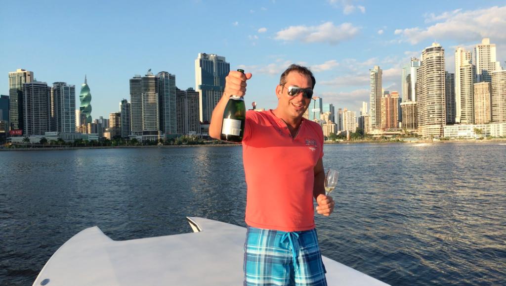Panama city tours speedboat