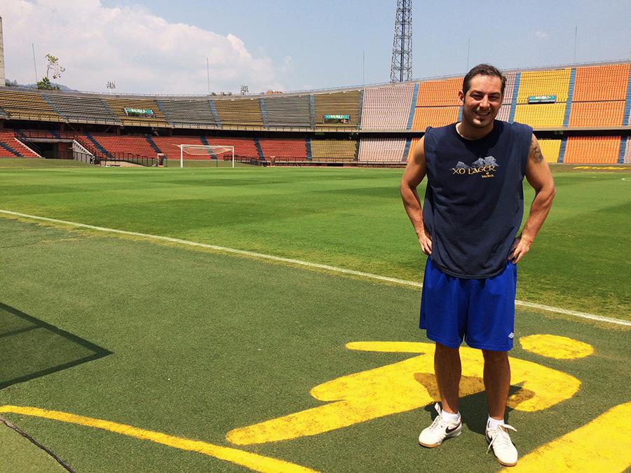 Atanasio Girardot Stadium Medellin