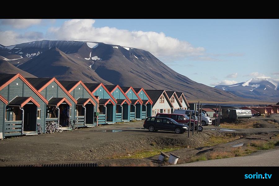 Svalbard accommodation