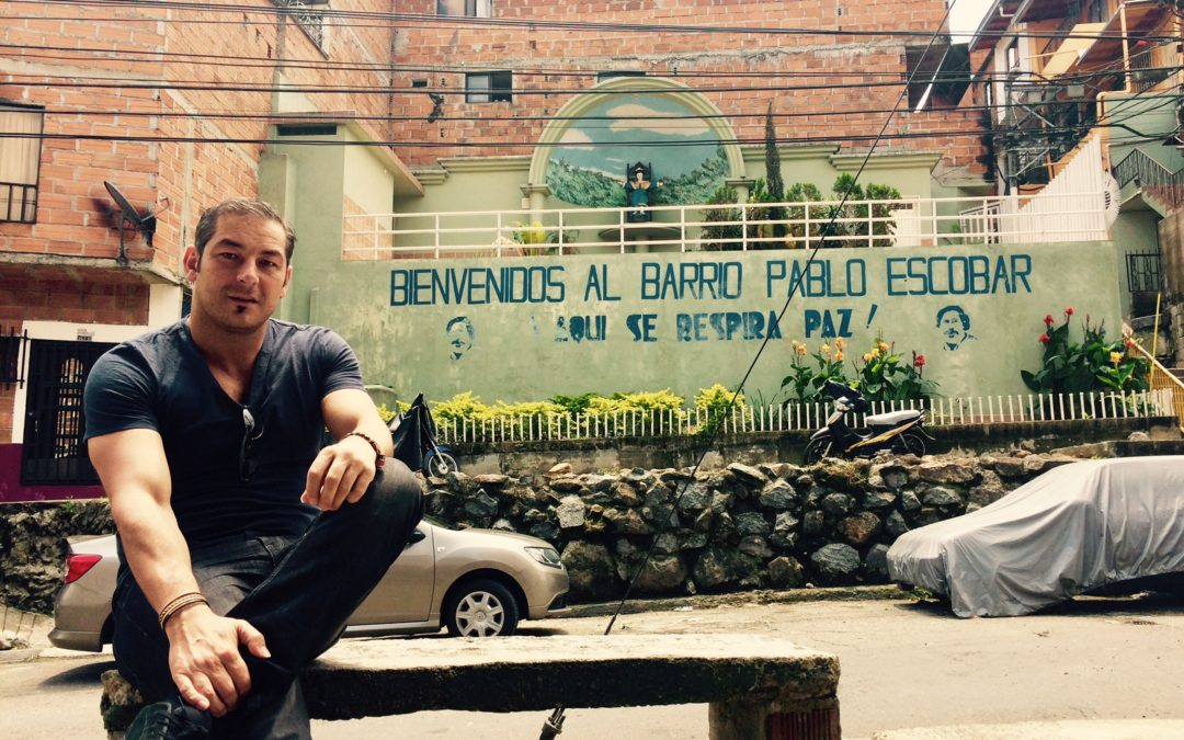 Colombia: Meeting The World's Most Dangerous Man And What To Do In Medellin