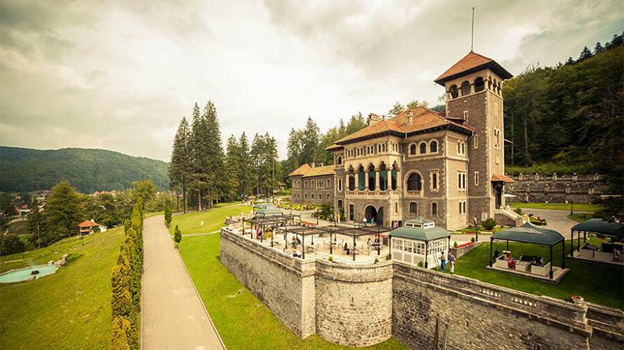 Castelul Cantacuzino romania