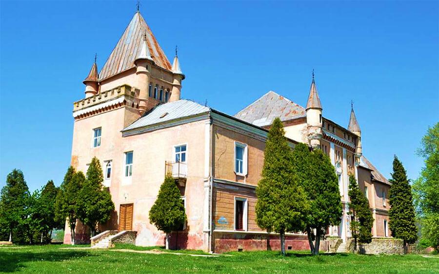 Castelul kendeffy Romania