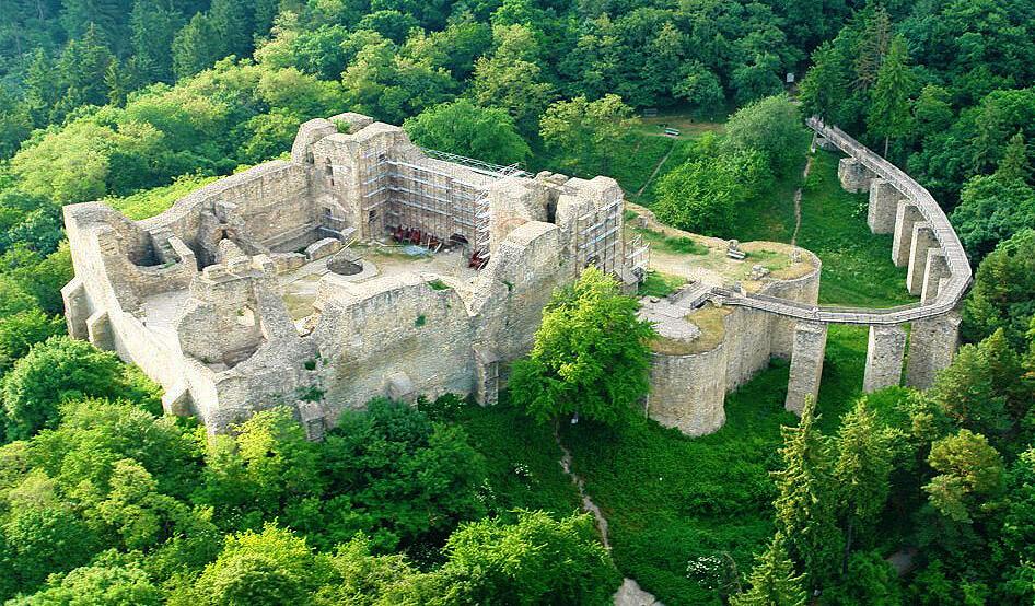 Cetatea Neamtului Romania