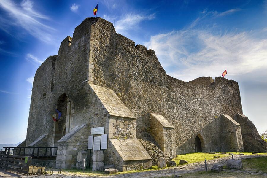 Cetatea Neamt Romania