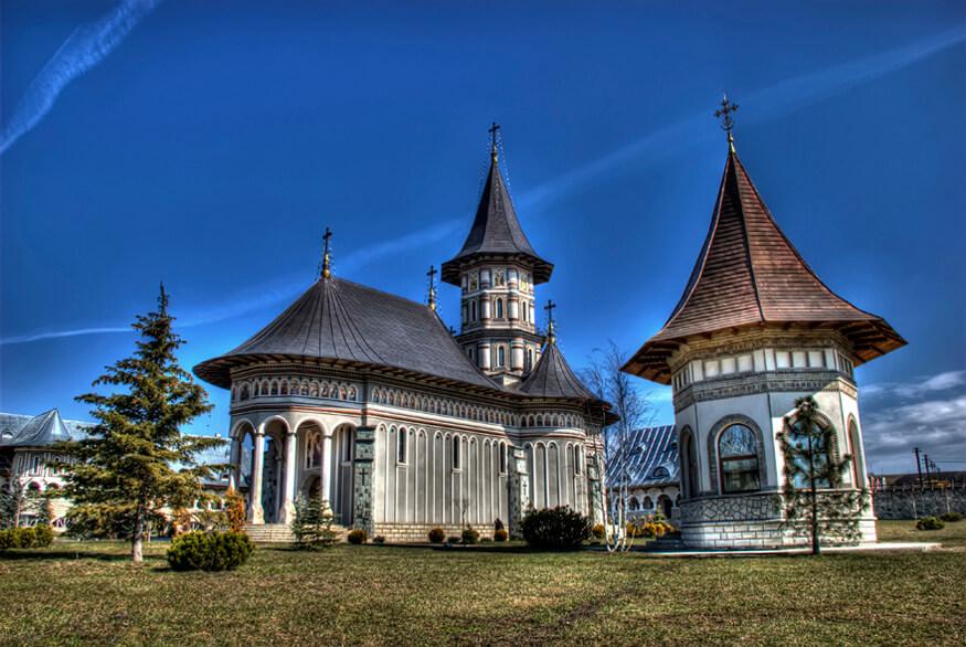 Manastirea Camarazani Bucovina Romania