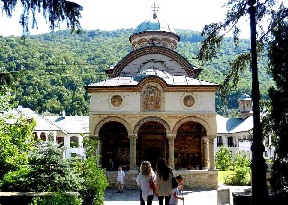 Manastirea Cozia Romania
