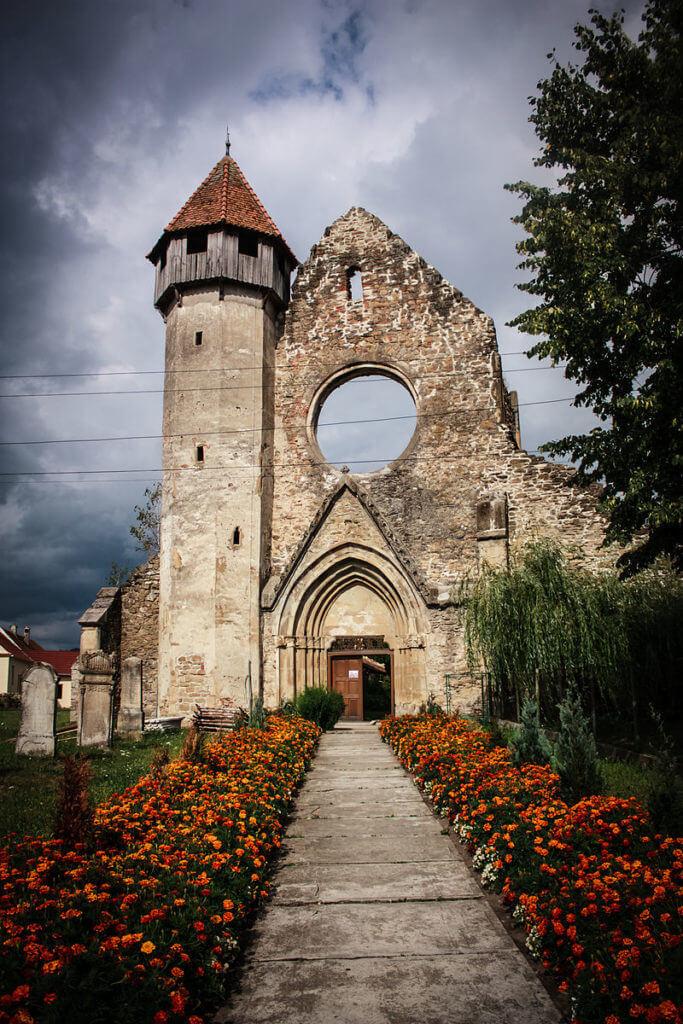 Manastirea Carta Romania