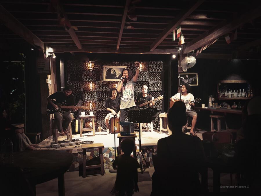 Reggae Club Sama Sama Gili Trawangan