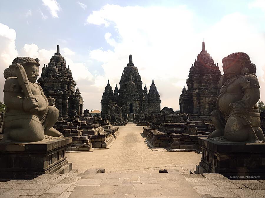 Sewu Temple Indonesia
