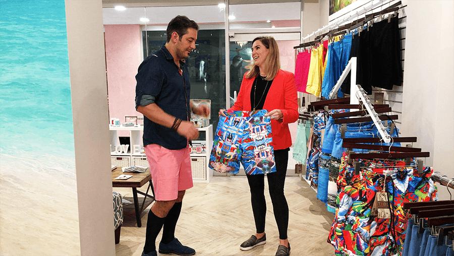 bermuda shorts owner rebecca hanson
