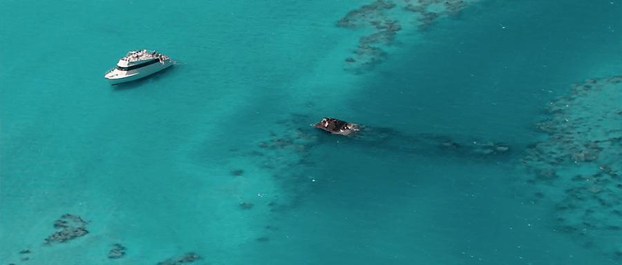 bermuda triangle shipwreck vixen
