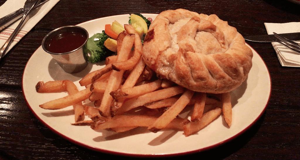 chicken pot pie hog penny bermuda