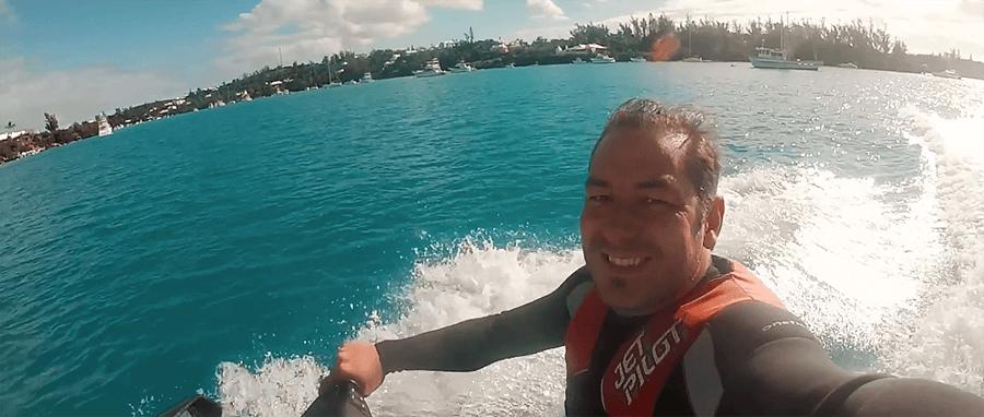 jet ski in bermuda ks watersports