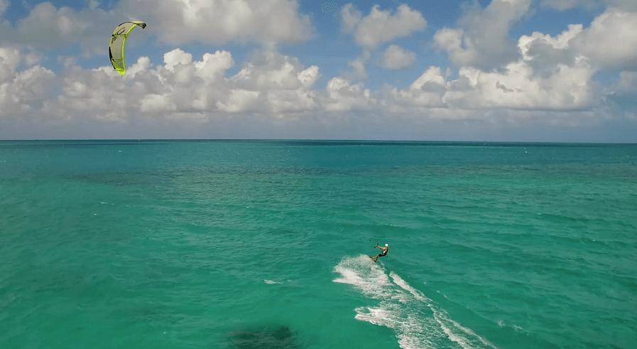 kiteboarding and kite surfing bermuda