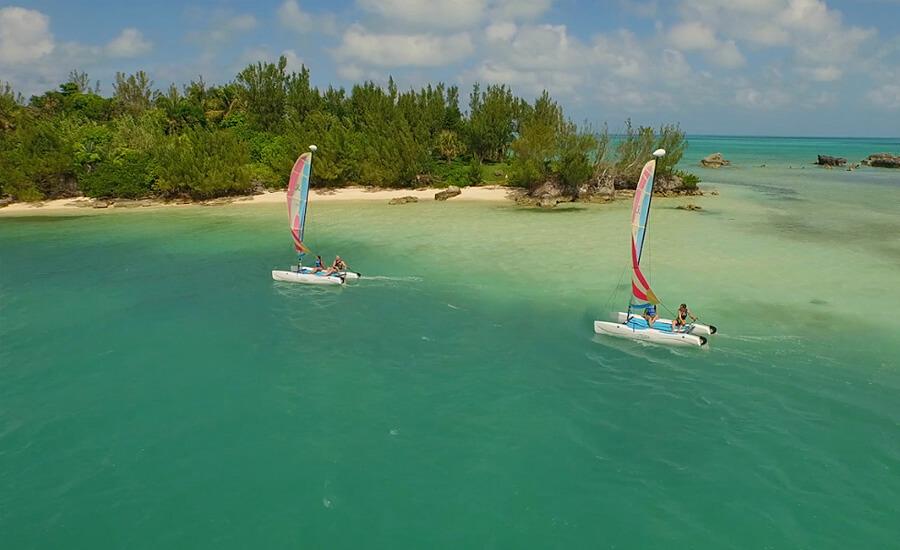 sailing in bermuda