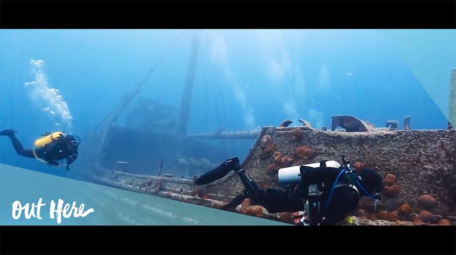 scuba diving bermuda triangle