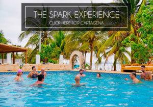 spark experience cartagena