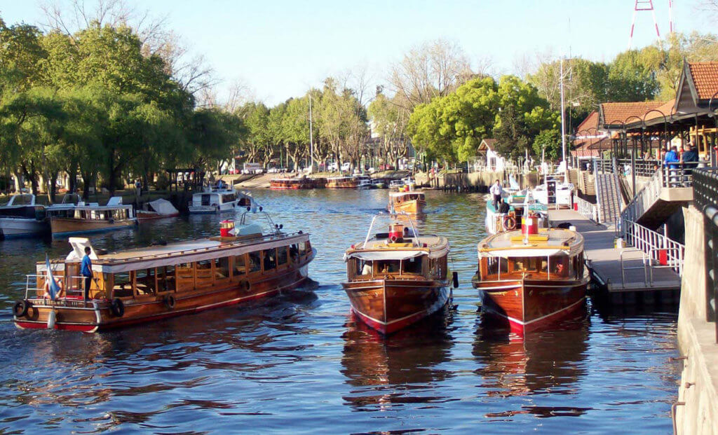 el tigre tour delta Buenos Aires