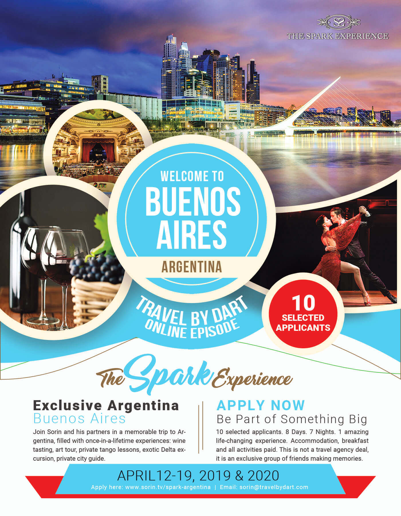 Argentina travel packages 2019