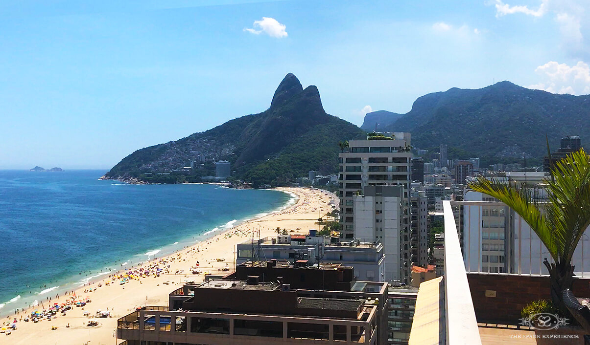 Ipanema beach accommodation