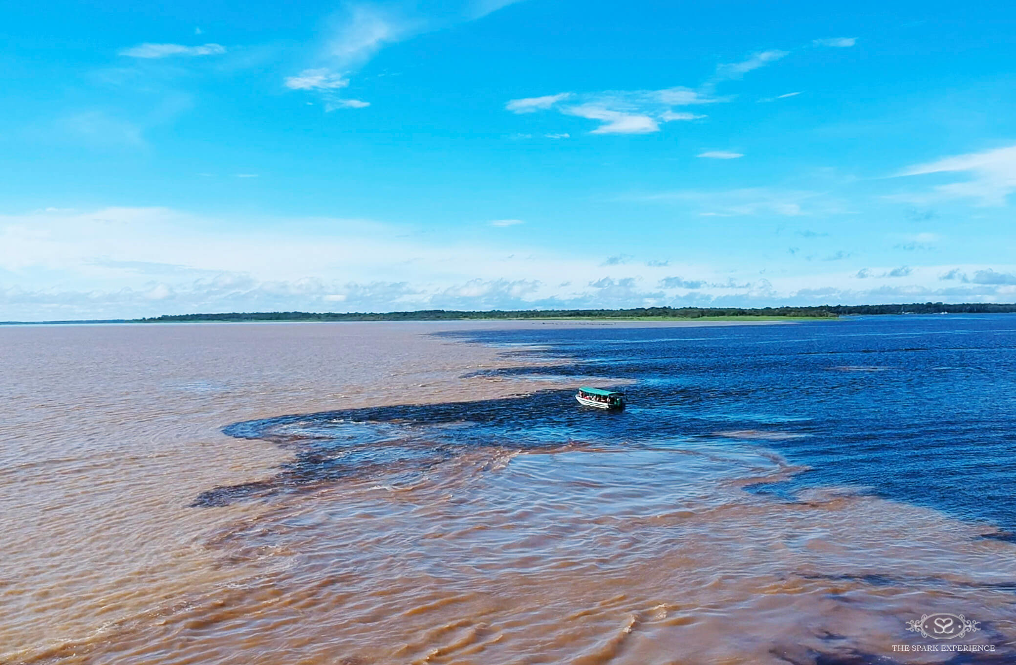rio negro solimoes amazon river